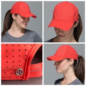 Lululemon Baller Hat *Perforated